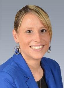 Angélique Voisin - Deuxième adjointe au Maire