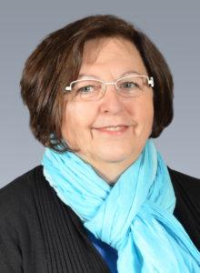 Dominique Coubray - Quatrième adjointe au Maire
