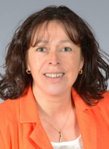 Ghislaine Fercoq - Huitième adjointe au Maire