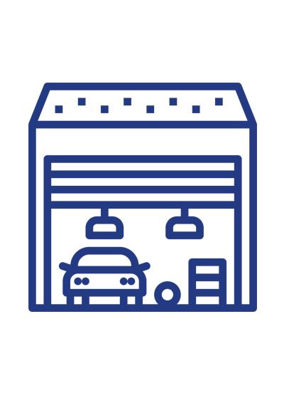 Garages - Stations Service - Contrôle technique