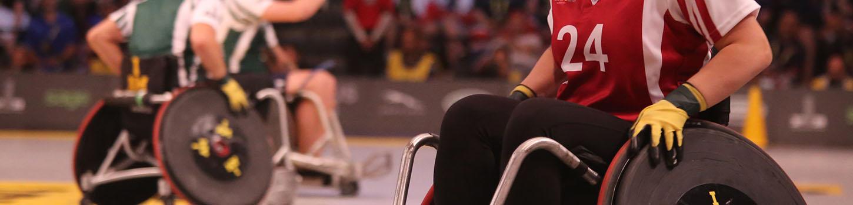 Bandeau Sport et handicap
