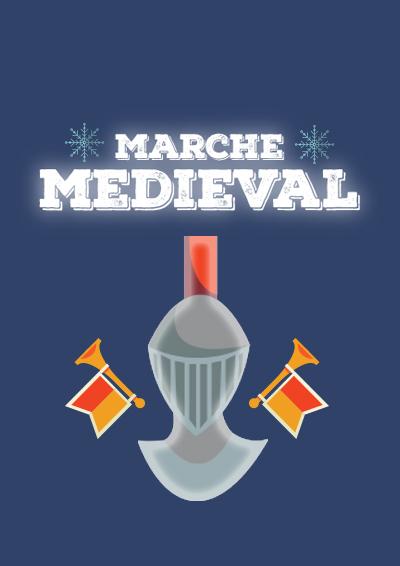 Marché Médiéval (Bolbec)