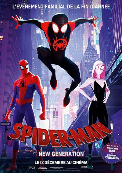 Spiderman New Generation (Xenon Bolbec)