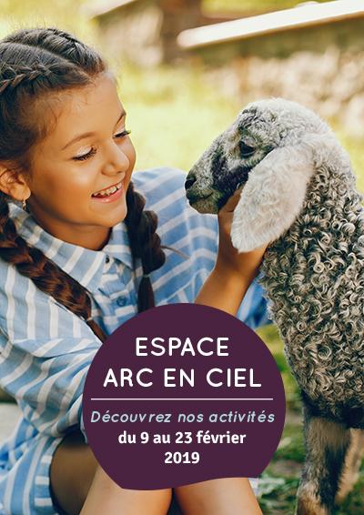 Activités Espace ARC EN CIEL Février
