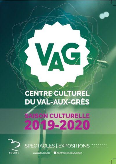 Brochure Culturelle VAG 2019-2020
