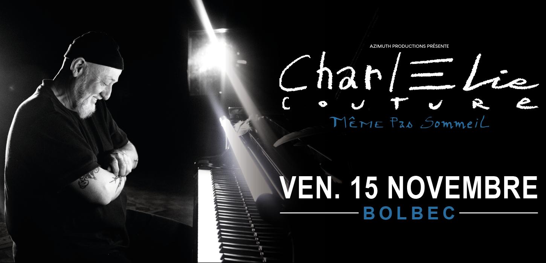 CharlÉlie Couture en concert !