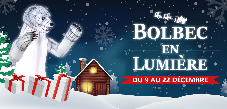 Les festivités de Noël à Bolbec !