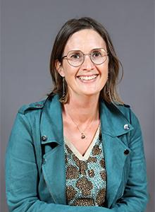 Linda Hocdé - Quatrième adjointe au Maire