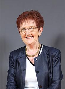 Marie-Jeanne Demol - Deuxième adjointe au Maire