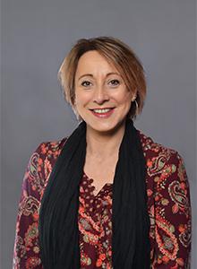 Suzanne Le Tual - Conseillère municipale déléguée