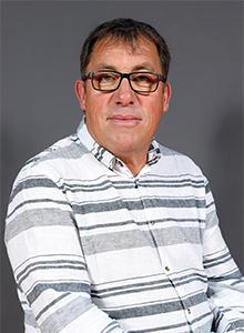 Sylvain Le Saux - Conseiller municipal délégué